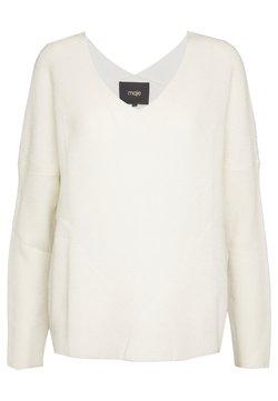 maje - MADINA - Pullover - ecru