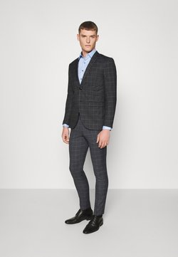Jack & Jones PREMIUM - JPRBLAFRANCO MIX SUIT - Anzug - dark grey