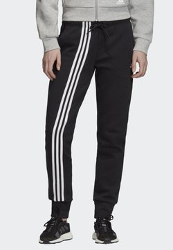 adidas Performance - MUST HAVES 3-STRIPES JOGGERS - Pantaloni sportivi - black