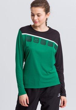 Erima - Funktionsshirt - green/black