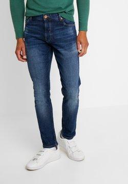 Solid - JOY  - Jeans slim fit - light-blue denim