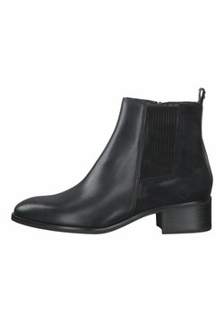 s.Oliver - CHELSEA BOOT - Ankle Boot - black comb