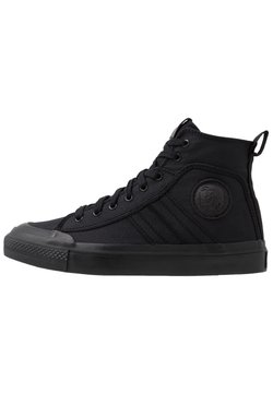 Diesel - ASTICO S-ASTICO MID LACE - Baskets montantes - black