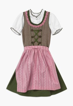 happy girls - Dirndl - rosa