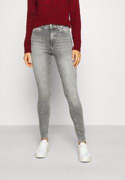 ONLY - ONLBLUSH HIGH WAIST - Jeans Skinny - grey denim