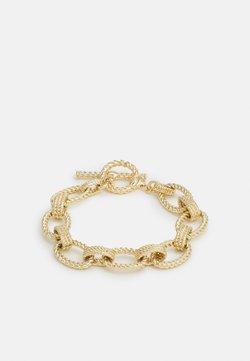 Lauren Ralph Lauren - ROPE FLEX - Bracelet - gold-coloured