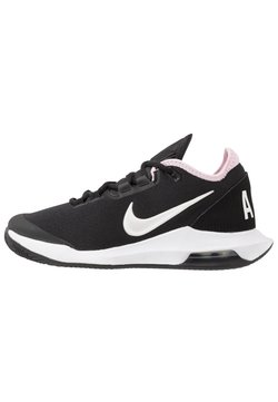 Nike Performance - AIR MAX WILDCARD CLAY - Tennisschoenen voor kleibanen - black/white/pink foam