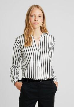 edc by Esprit - STRIPE - T-shirt à manches longues - off white