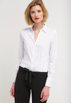 More & More - BLOUSE BILLA - Hemdbluse - white