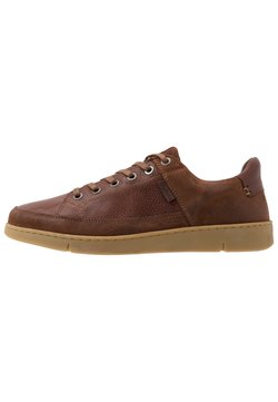 Barbour - BILBY - Sneaker low - congac texas