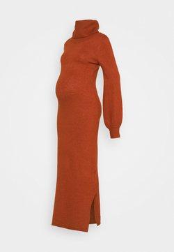 Glamorous Bloom - LADIES DRESS - Sukienka dzianinowa - rust