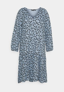 Dorothy Perkins Curve - SMOCK DRESS - Freizeitkleid - multi