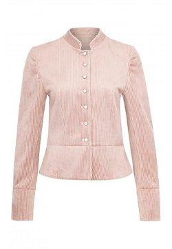 Alpenfee - Leichte Jacke - rosa