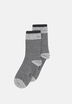 Marc O'Polo - SOCKS 2 PACK - Socken - grey