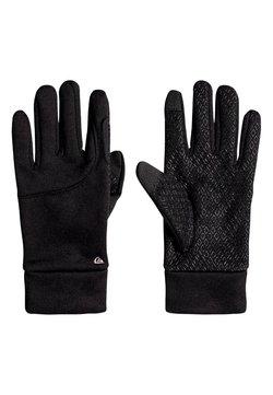 Quiksilver - TOONKA - Fingerhandschuh - black