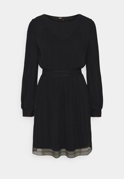 maje - ROELLE - Robe d'été - noir