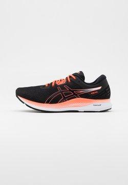 ASICS - EVORIDE - Zapatillas de running neutras - black/sunrise red