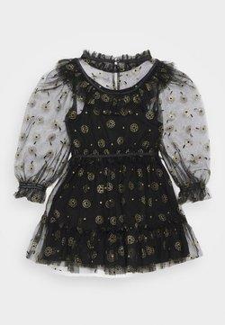 Cotton On - ALICE MCCALL LONG SLEEVE DRESS - Cocktailkleid/festliches Kleid - black