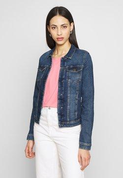 ONLY Tall - ONLWESTA - Veste en jean - dark blue denim