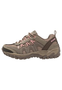 Hi-Tec - JAGUAR WOMENS - Hikingschuh - light taupe/mellow rose