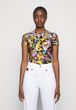 Versace Jeans Couture - LADY - T-Shirt print - black