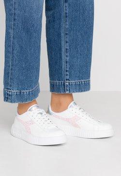 Diadora - GAME STEP - Sneakers basse - white