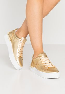Liu Jo Jeans - SILVIA - Sneakers - metallic light gold