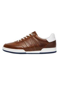 Van Lier - TREVISO - Sneaker low - cognac