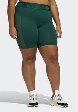 adidas Originals - Ivy Park Cycling  - Shorts - darkgreen