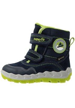 Superfit - ICEBIRD - Snowboot/Winterstiefel - blau/grün