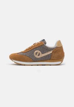 No Name - CITY RUN JOGGER - Sneakers laag - camel/dove