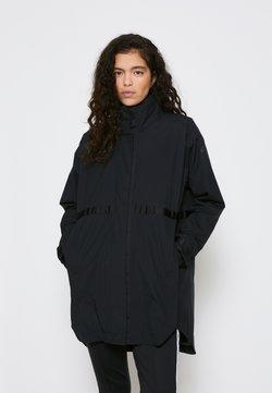 adidas Performance - OUTERIOR RAIN RDY PARKA - Parka - black