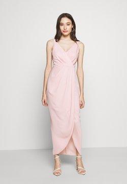 Forever New Petite - VICTORIA WRAP DRESS PETITE - Vestido de fiesta - blush