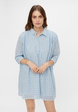 YAS - YASDORISA 3/4 LONG ICON - Tunic - cashmere blue