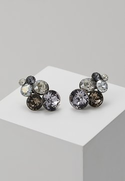 Konplott - PETIT GLAMOUR - Earrings - grey antique/silver-coloured