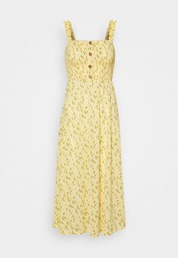 ONLY - ONLPELLA DRESS - Maxiklänning - sunshine