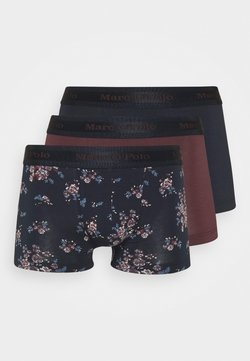 Marc O'Polo - 3 PACK - Panties - burgund