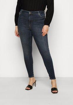 Vero Moda Curve - VMSOPHIA - Jeans Skinny Fit - dark blue denim