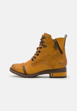 Mustang - Ankle Boot - gelb