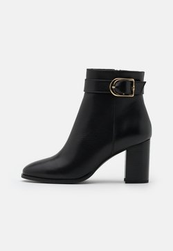 Anna Field - LEATHER - Stiefelette - black