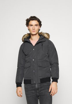 Jack & Jones - JJSKY JACKET - Winterjacke - asphalt