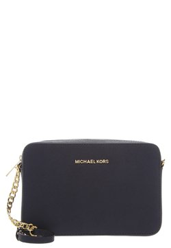 MICHAEL Michael Kors - JET SET TRAVEL CROSSBODY - Torba na ramię - navy