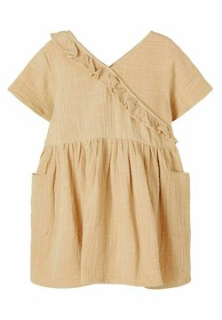 Name it - Freizeitkleid - taos taupe