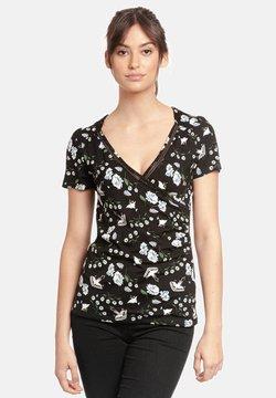 Vive Maria - PARADISE  - T-Shirt print - schwarz allover