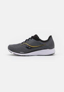 Saucony - GUIDE 14 - Zapatillas de running neutras - black/vizi gold