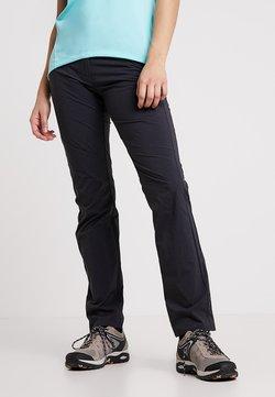 Mammut - HIKING PANTS WOMEN - Outdoor-Hose - black