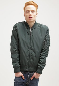Alpha Industries - Giubbotto Bomber - dark petrol