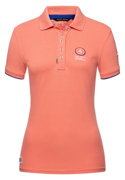 CODE | ZERO - Poloshirt - flamingo