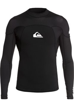 Quiksilver - QUIKSILVER™ 1MM SYNCRO - LANGÄRMLIGES NEOPREN-SURF-TOP FÜR MÄNNE - T-shirt de surf - black/white