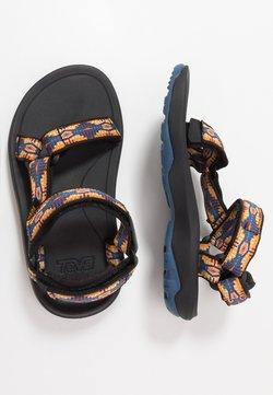 Teva - Walking sandals - blue/yellow